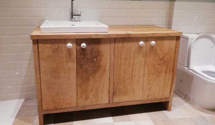 muebles baño Lugo