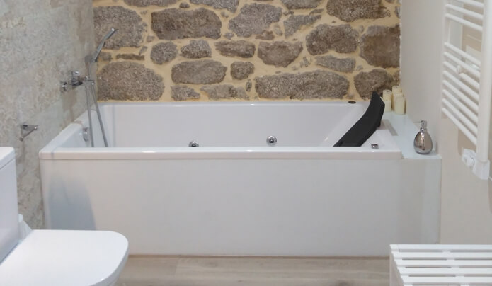 reforma baño Lugo